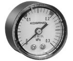 Pressure Gauge For Gas G_S-40 Series